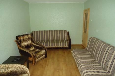 Сдается 2-комнатная квартира посуточнов Новополоцке, улица Янки Купалы, 12.