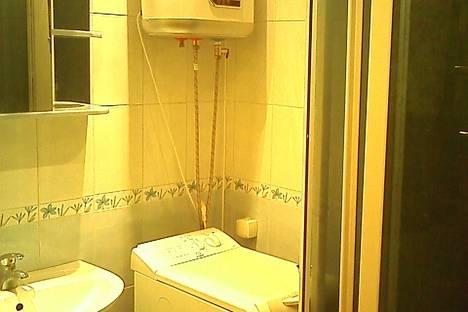 Сдается 1-комнатная квартира посуточно в Твери, ул Хрустальная 40.