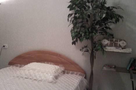 Сдается 2-комнатная квартира посуточно в Когалыме, ул. Ленинградская д.57.