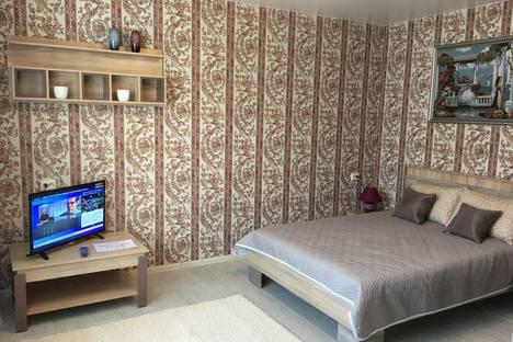 Сдается 1-комнатная квартира посуточно в Барнауле, Балтийская 4.