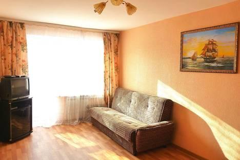 Сдается 1-комнатная квартира посуточнов Хабаровске, пер. Ленинградский, 13.