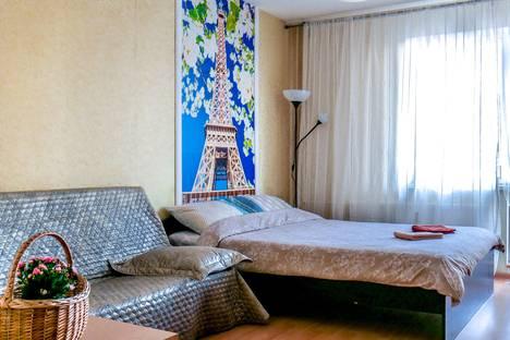 Сдается 1-комнатная квартира посуточно, Санкт-Петербург,Заречная улица, 19к1.