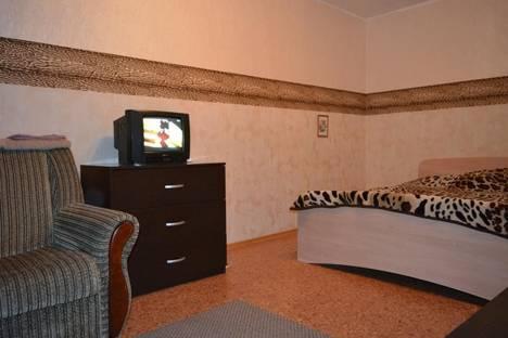 Сдается 1-комнатная квартира посуточнов Омске, проспект Мира, 28а.