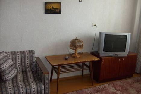 Сдается 1-комнатная квартира посуточнов Омске, Ф. Крылова 3.