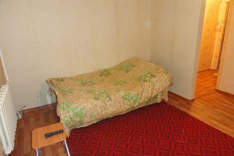 Сдается 1-комнатная квартира посуточно в Твери, б-р Цанова, 29.