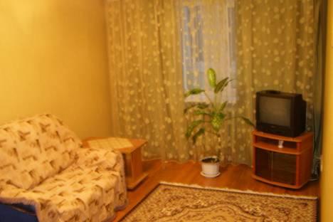 Сдается 1-комнатная квартира посуточнов Уфе, Карла маркса 60/1.