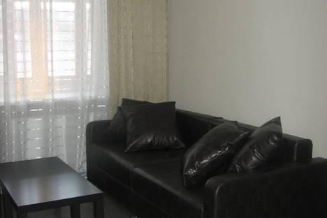 Сдается 1-комнатная квартира посуточно в Уфе, проспект Октября, 142/1.