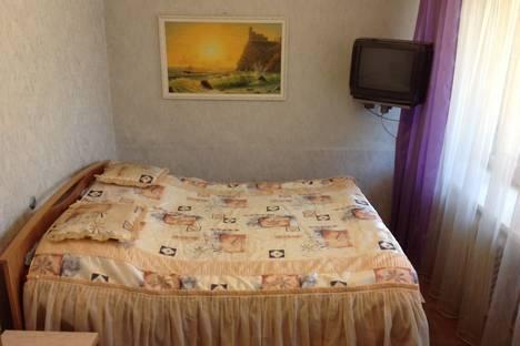 Сдается 2-комнатная квартира посуточно, ул.Володарского 19.