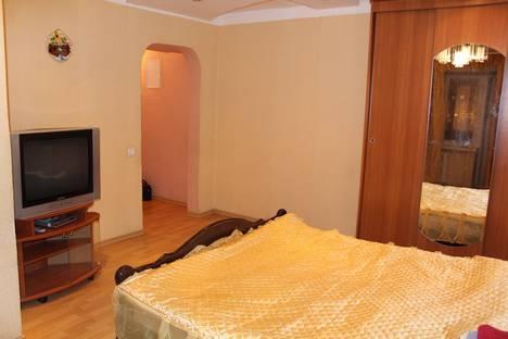 Сдается 1-комнатная квартира посуточнов Уфе, Цюрупы 102.