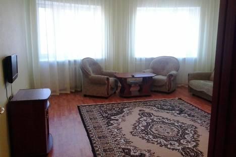 Сдается 2-комнатная квартира посуточнов Тюмени, Орджоникидзе 7.
