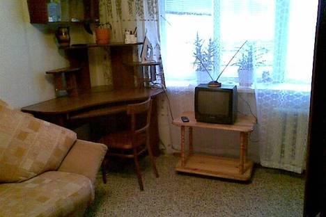 Сдается 1-комнатная квартира посуточнов Тюмени, Мельникайте 80.