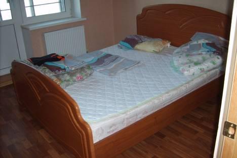Сдается 3-комнатная квартира посуточно в Нижнем Новгороде, Есенина 31.