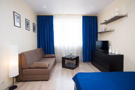 Сдается 1-комнатная квартира посуточно в Москве, ул. Павла Андреева, 4.