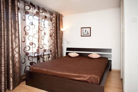 Сдается 2-комнатная квартира посуточно в Москве, переулок Пресненский, д. 2.