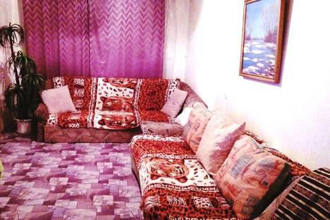 Сдается 3-комнатная квартира посуточно в Оренбурге, ул. Чкалова, 43.