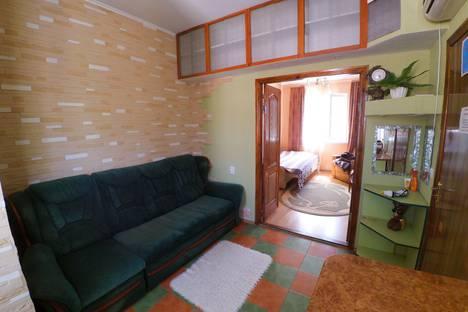 Сдается 1-комнатная квартира посуточнов Мирном, Горького 7.