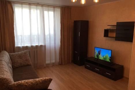 Сдается 1-комнатная квартира посуточнов Уфе, ул. Пушкина, 45.