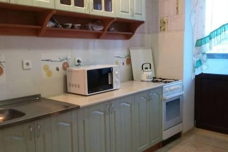 Сдается 1-комнатная квартира посуточно в Актобе, Ул.Тлепбергенова д.80.