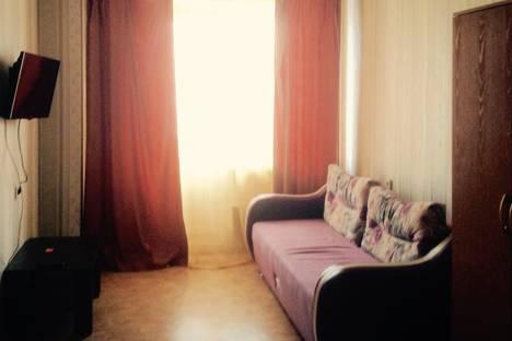 Сдается 3-комнатная квартира посуточно в Абакане, ул. Ивана Ярыгина, 34.