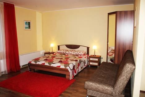 Сдается 1-комнатная квартира посуточнов Перми, бульвар Гагарина 65А, 15 этаж.