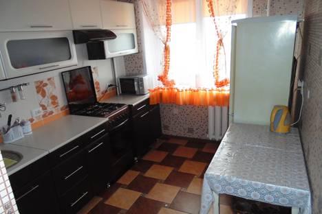 Сдается 2-комнатная квартира посуточно в Бресте, московская,332.