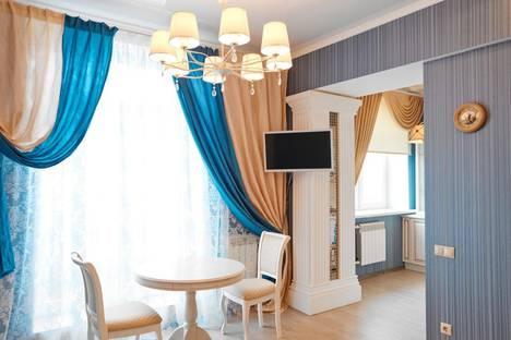 Сдается 2-комнатная квартира посуточно в Нижнем Новгороде, ул.Пискунова, 5.