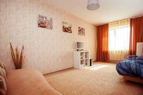 Сдается 1-комнатная квартира посуточно в Бердске, ул. Красная Сибирь, 134.