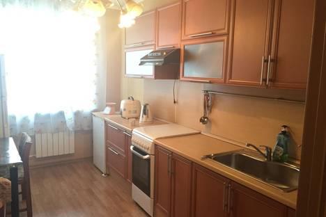 Сдается 2-комнатная квартира посуточно в Южно-Сахалинске, Тихоокеанская 22.