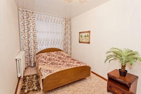 Сдается 2-комнатная квартира посуточно в Нижнем Новгороде, ул. Максима Горького, 184.