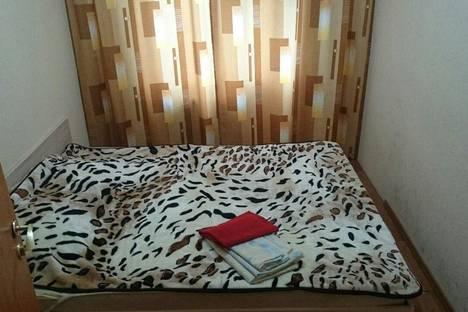 Сдается 2-комнатная квартира посуточно в Петрозаводске, Октябрьский проспект, 10.