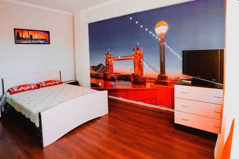 Сдается 1-комнатная квартира посуточно в Улан-Удэ, ул. Смолина, 79.