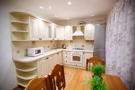 Сдается 2-комнатная квартира посуточно в Брянске, ул.Бежицкая 1к10.