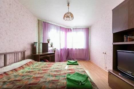 Сдается 1-комнатная квартира посуточнов Химках, ул. Молодежная, 64.