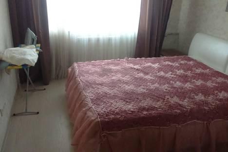 Сдается 3-комнатная квартира посуточно в Нижнем Новгороде, ул. Дружаева, 8.