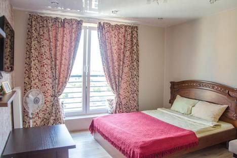 Сдается 1-комнатная квартира посуточнов Тюмени, ул. 50 лет Октября, 57а.