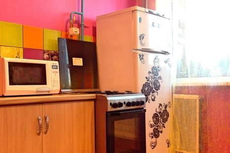 Сдается 1-комнатная квартира посуточно в Североморске, ул. Северная Застава, 10.