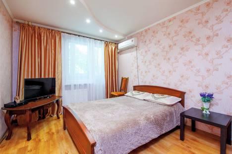 Сдается 1-комнатная квартира посуточно в Краснодаре, ул. Ставропольская 107.8.