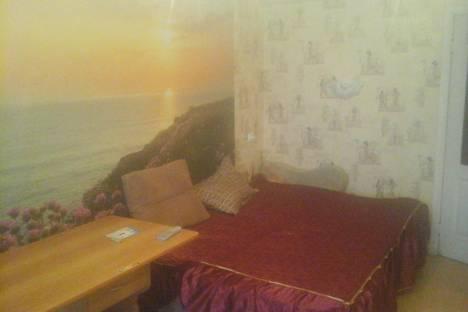 Сдается 1-комнатная квартира посуточно в Комсомольске-на-Амуре, Первостроителей проспект, 41.