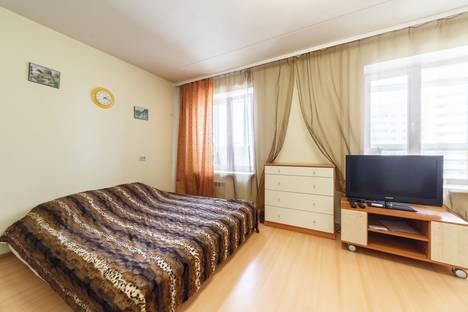 Сдается 1-комнатная квартира посуточнов Екатеринбурге, ул. Готвальда, 21/2.