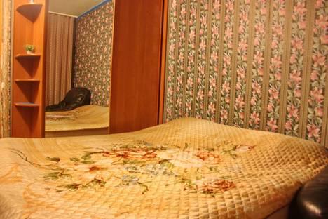 Сдается 2-комнатная квартира посуточнов Екатеринбурге, ул. Токарей, 60/1.