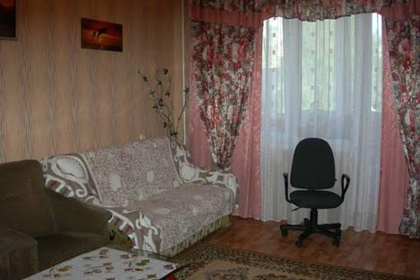 Сдается 1-комнатная квартира посуточнов Щелкином, 1 микрорайои д 22.