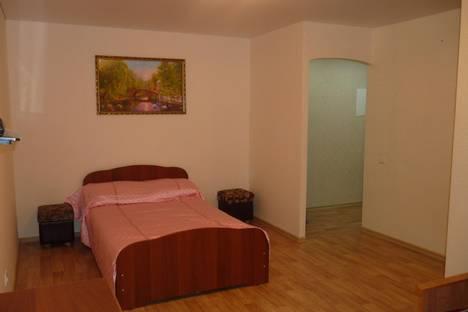 Сдается 1-комнатная квартира посуточно в Вологде, ул. Мира, 90.