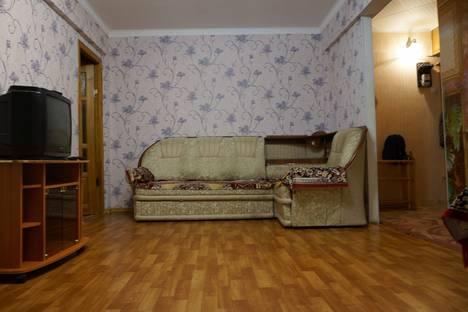 Сдается 3-комнатная квартира посуточнов Оренбурге, ул. Братьев Башиловых, 17.