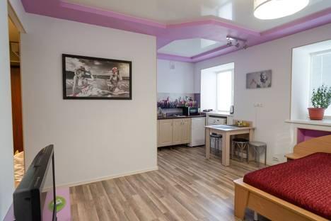 Сдается 1-комнатная квартира посуточнов Перми, мира 5.