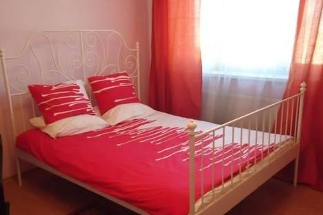 Сдается 2-комнатная квартира посуточно в Твери, проспект Ленина, 40.