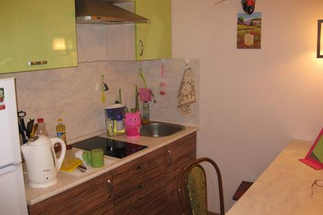 Сдается 1-комнатная квартира посуточнов Санкт-Петербурге, Воронцовский бульвар, 2.