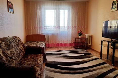 Сдается 2-комнатная квартира посуточно в Нижнекамске, Шинников, 33а.