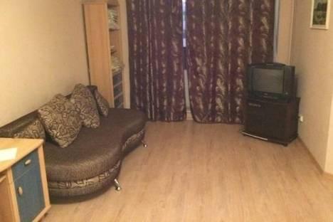 Сдается 1-комнатная квартира посуточно в Петрозаводске, Варламова, 39.