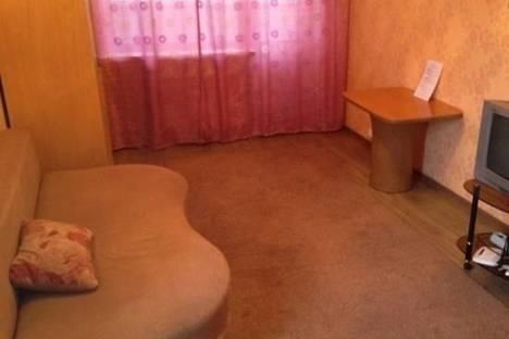 Сдается 1-комнатная квартира посуточно в Петрозаводске, Варламова, 38.