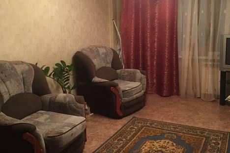 Сдается 1-комнатная квартира посуточно в Усолье-Сибирском, Космонавтов 32.
